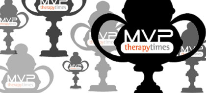 Therapy Times Awards logo